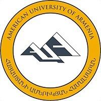 Logo 2) American University Of Armenia