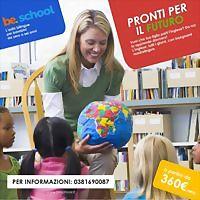 Logo 42) Be.school