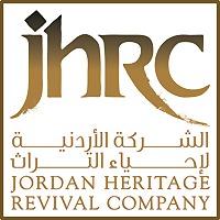 Logo 4) Jhrc- Jordan Heritage Revival Company الشركة الأردنية لإحياء التراث