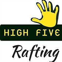 Logo 45) High Five Cesky Krumlov