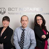 Logo 3) Bct Notaires Et Conseillers Juridiques