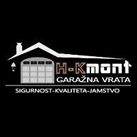 Logo 2) H-K Mont Garažna Vrata