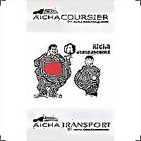 Logo 7) Société Aicha Déménagement Transport & Coursier