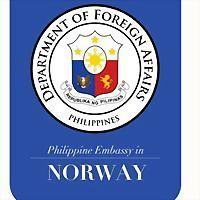 Logo 7) Philippine Embassy Oslo
