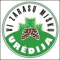 Logo 13) Vį Valstybinių Miškų Urėdija, Zarasų Regioninis Padalinys