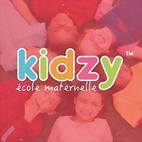 Logo 4) Kidzy | Crèche & Jardin D'enfants