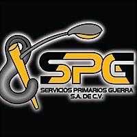 Logo 3) Servicios Primarios Guerra, S.a. De C.v