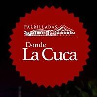 Logo 2) Parrilladas Donde La Cuca