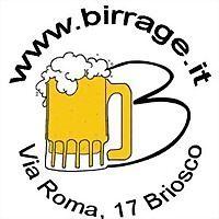 Logo 3) Birrage Beershop