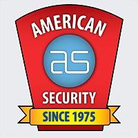 Logo 18) American Security