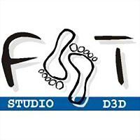 Logo 6) Foot Studio D3D