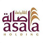 Logo 6) Asala Holding أصالة القابضة