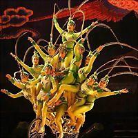 Logo 16) Chaoyang Theatre Acrobatic Show