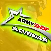 Logo 25) Armyshop Slovenija