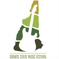 Logo 53) Granite State Music Festival