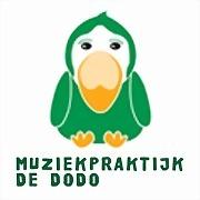 Logo 4) Muziekpraktijk De Dodo