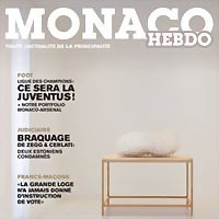Logo 5) Monaco Hebdo
