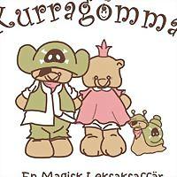 Logo 28) Kurragömma En Magisk Leksaksaffär