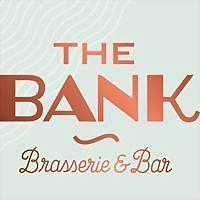 Logo 2) The Bank Brasserie & Bar