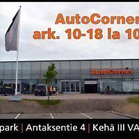 Logo 24) Auto Corner Vantaa