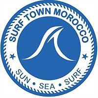 Logo 26) Surf Town Morocco
