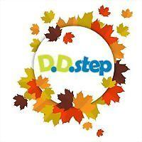 Logo 5) D.d.step