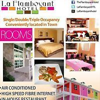 Logo 16) La Flamboyant Hotel