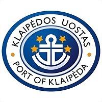 Logo 2) Klaipėdos Uostas / Port Of Klaipeda