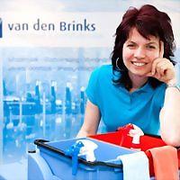 Logo 6) Van Den Brinks Schoonmaak & Bedrijfsdiensten
