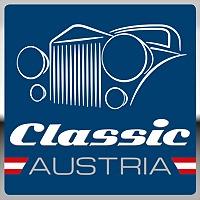 Logo 9) Classic Austria - Oldtimermesse
