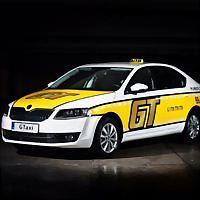 Logo 5) Taxi Gt Poděbrady