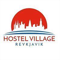 Logo 5) Reykjavik Hostel Village