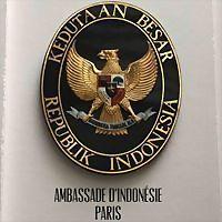 Logo 14) Indonesian Embassy - Paris