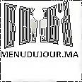 Logo 75) Menu Du Jour.ma
