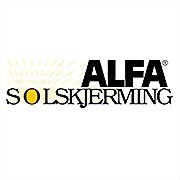 Logo 2) Alfa Solskjerming As