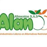 Logo 12) Alimentos Alan Ltda.
