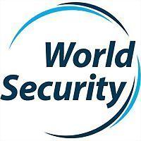 Logo 2) World Security