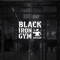 Logo 1) Iron Black & Oil Sa