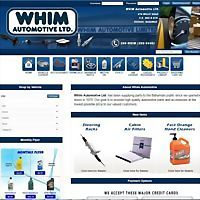 Logo 19) Whim Automotive Ltd.
