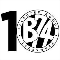 Logo 15) B74 Selected Goods