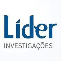 Logo 1) Líder Investigações Sigilosas Ltda
