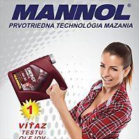 Logo 7) Mannol.sk