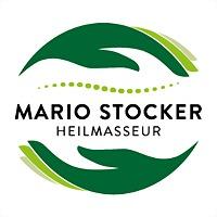 Logo 10) Mario Stocker, Heilmasseur, Dipl. Fitnesstrainer