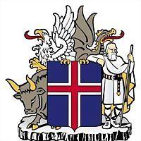Logo 4) Atvinnuvegaráðuneyti: Iðnaður / Viðskipti / Ferðaþjónusta / Orka
