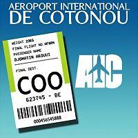 Logo 3) Aéroport De Cotonou
