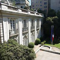 Logo 29) Embajada De Francia En Chile