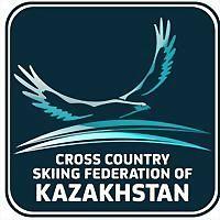 Logo 9) Национальная Федерация Лыжных Гонок Казахстана