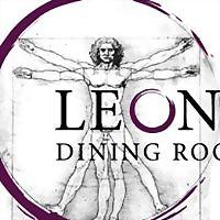 Logo 6) Leonardo's Dining Room & Wine Loft