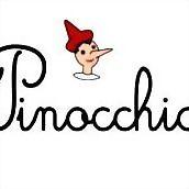 Logo 4) Pinocchio Toys Roma