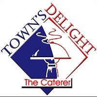 Logo 16) Towns Delight - The Caterer